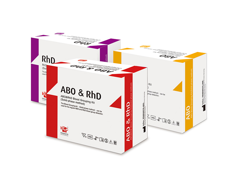 blood group test kit