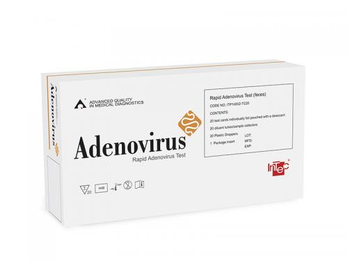rapid adenovirus test kit