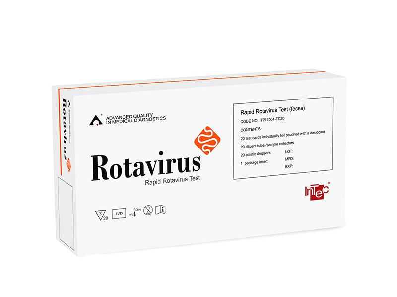 Rotavirus rapid test kit
