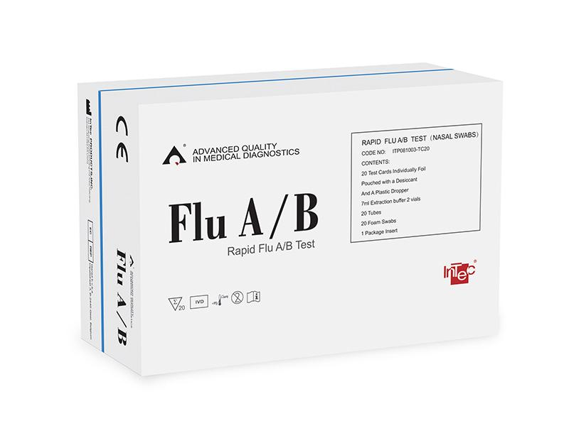 Flu AB test kit