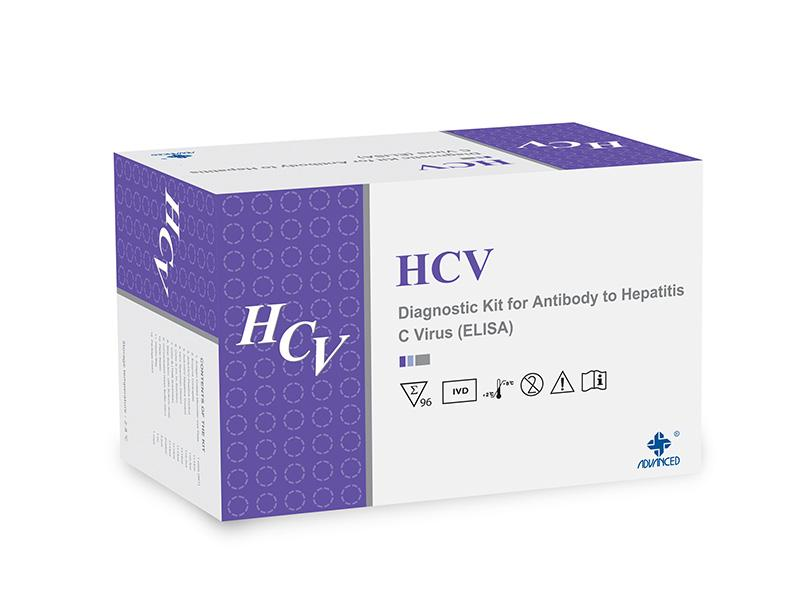 HCV ELISA Test Kit
